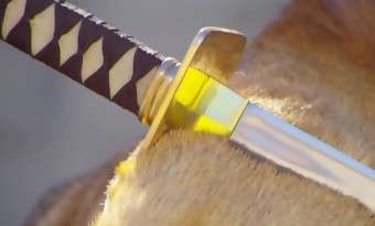 Final Fantasy 7 : un forgeron fabrique le sabre de Sephiroth