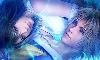 Final Fantasy X   X-2 HD Remaster : un trailer pour Tidus et Yuna