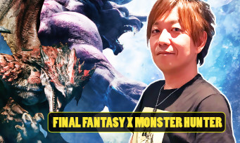 Final Fantasy x Monster Hunter : notre interview de Yoshida-San