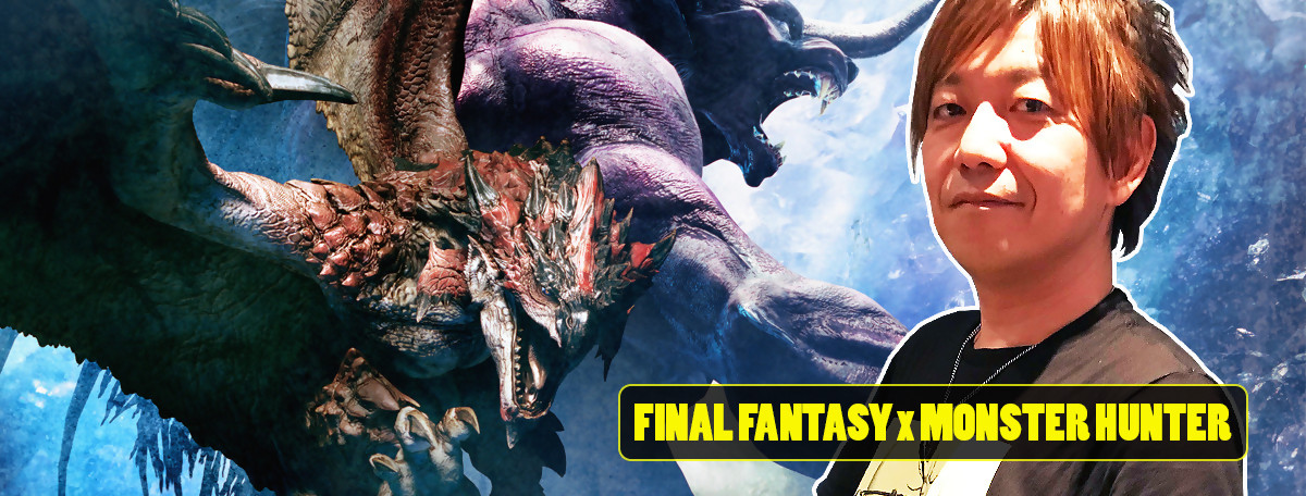 Final Fantasy x Monster Hunter : notre interview de Yoshida-San