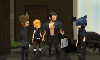 Final Fantasy XV : Pocket Edition