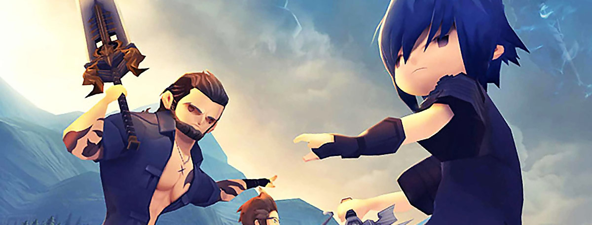Test Final Fantasy XV Pocket Edition (PS4, Switch) : c'est dans la poche ?