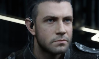 Final Fantasy XV Kingsglaive : trailer de l'E3 2016