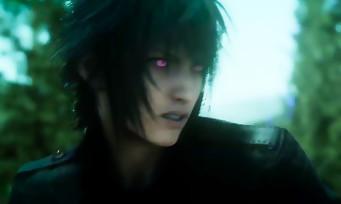 Final Fantasy XV : Noctis sème la mort avec un sort de magie noire !