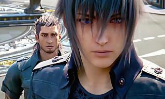 Final Fantasy XV : gameplay trailer du Tokyo Game Show 2016