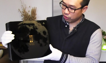 Final Fantasy XV : on vous fait l'unboxing de la PS4 Slim collector