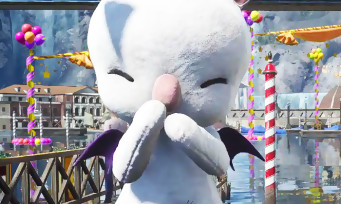 Final Fantasy XV : trailer du carnaval Moogle Chocobo