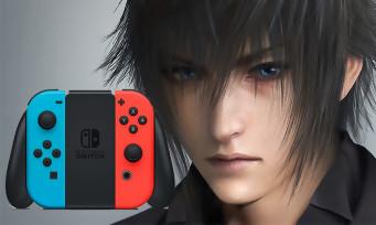 Final Fantasy XV sur Switch : toutes les infos sur le portage