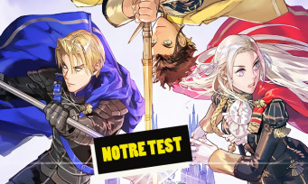Test Fire Emblem Three Houses : le premier grand move tactique de la Nintendo Switch