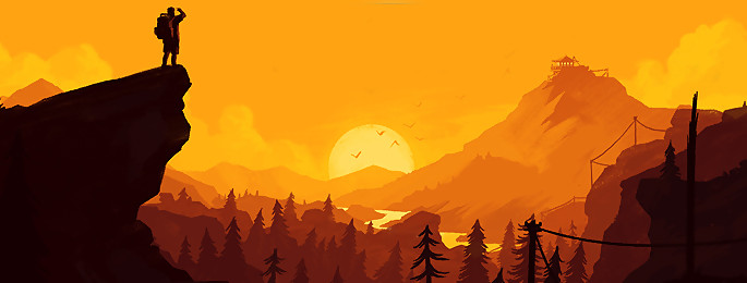 Test Firewatch sur PS4