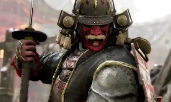 For Honor : trailer de gameplay Kensei, Warden et Raider