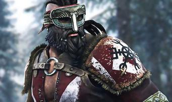 For Honor : téléchargez le jeu gratuitement sur PS4