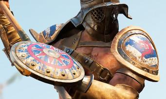 "For Honor : trailer de gameplay de la Saison 3 ""Grudge & Glory"""