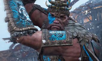 For Honor : le trailer de gameplay du Frost Wind Festival