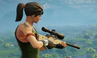 Fortnite : trailer de gameplay pour le Battle Pass de la Saison 3