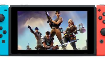 Fortnite : le jeu s'annonce sur Nintendo Switch avec un trailer