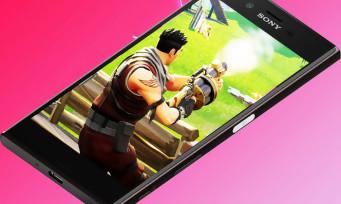 Fortnite : le jeu se lance définitivement sur Android !