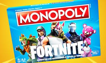 Fortnite : tous les détails sur le Monopoly qui va sortir en France