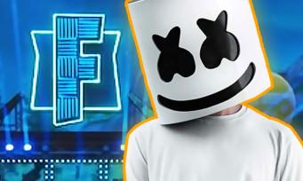 Fortnite : le concert de Marshmello réunit plus de 10 millions de joueurs !