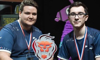 Fortnite : c'est l'équipe LeStream qui remporte le tournoi Lyon eSport