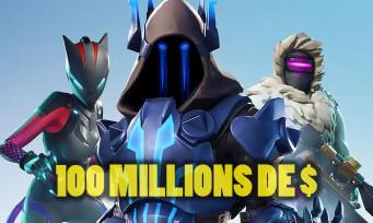 Fortnite World Cup : Epic annonce un cashprize de 100 millions de dollars