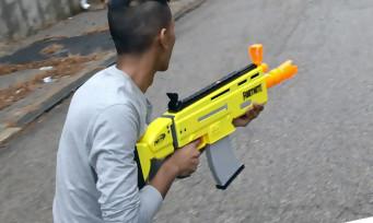 Fortnite : les NERF Elite sont disponibles en précommande