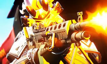 Fornite : un nouveau trailer sur PS5, le jeu plus beau que jamais