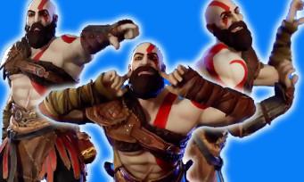 Fortnite : Kratos humilié dans le jeu ? Les fans n'étaient pas prêts à le voir c