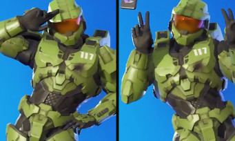 Fortnite : les danses les plus gênantes du Master Chief de Halo