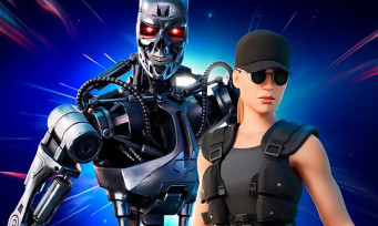 Fortnite : le Terminator T-800 et Sarah Connor confirmés dans le jeu, la vidéo