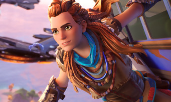 Fortnite : Aloy de Horizon Zero Dawn jouable dans le jeu, trailer et screenshots