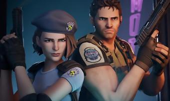 Fortnite : Jill Valentine et Chris Redfield de Resident Evil sont les prochains à débarquer dans le jeu