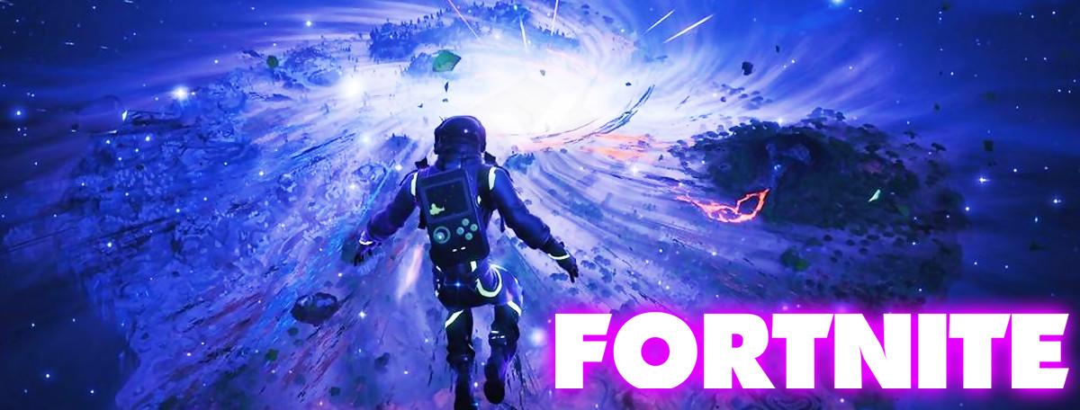 Fortnite : le jeu supprimé jusqu'à la prochaine saison !