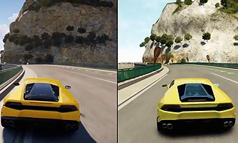 Forza Horizon 2 : la vidéo comparative Xbox One VS Xbox 360