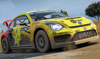 Forza Horizon 2 : téléchargez le Rockstar Energy Car Pack
