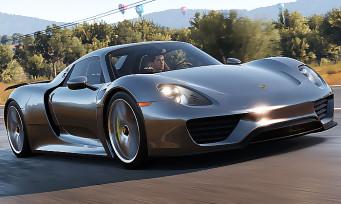 Forza Horizon 2 : un nouveau trailer avec Porsche