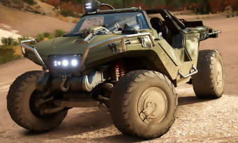 Forza Horizon 3 : trailer du Warthog de Halo