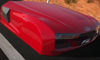 Xbox One Slim : Microsoft sort la vidéo de la console custom Audi R8