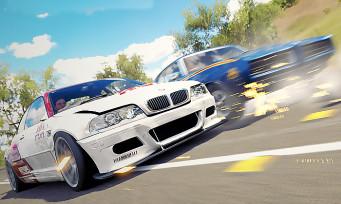 Forza Horizon 3 : une vidéo du jeu en 4K sur Xbox One X
