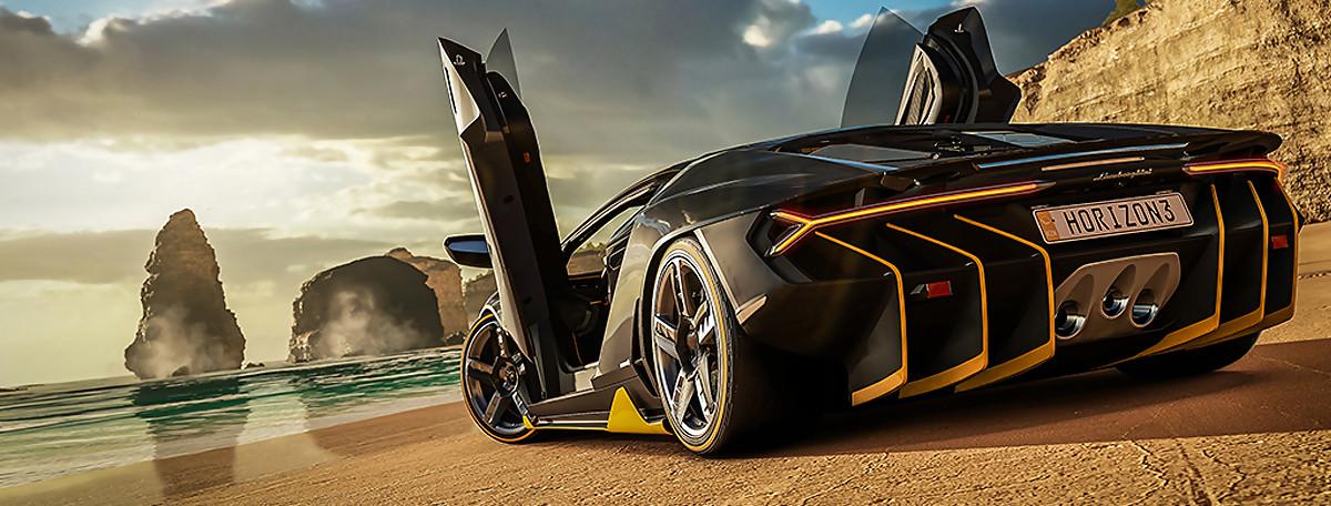 Test Forza Horizon 3 sur Xbox One