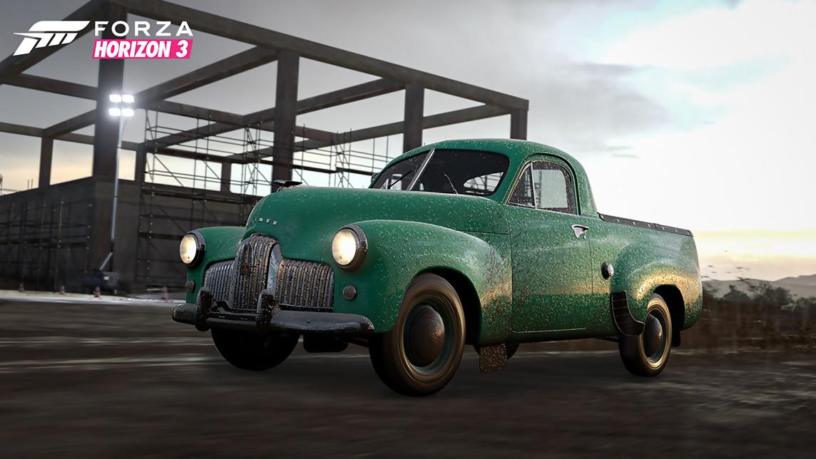 Forza Horizon 3 34 Nouvelles Voitures Font Leur Entr 233 E