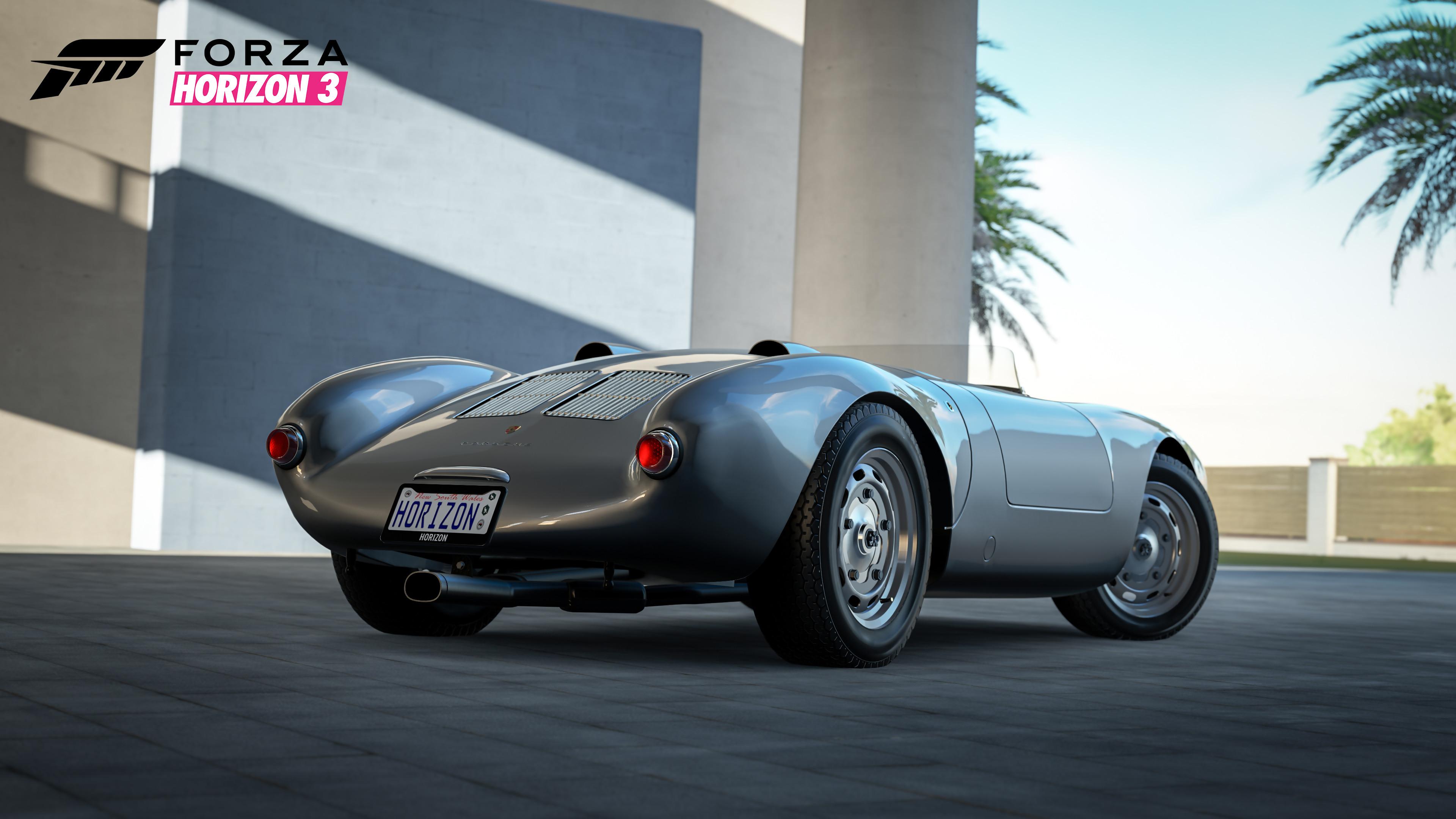 Forza Horizon 3 La Liste Compl 232 Te Des Voitures Porsche