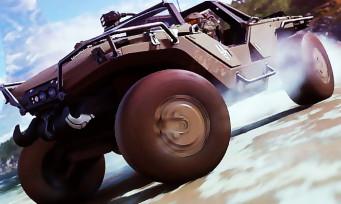 Forza Horizon 4 : une course dans l'univers de Halo complètement démente