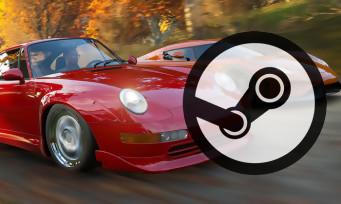 Forza Horizon 4 enfin disponible sur Steam, un nouveau trailer pour fêter ça