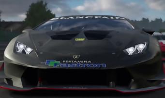Forza Motorsport 7 : un trailer de lancement en 4K à couper le souffle