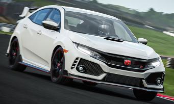 Forza Motorsport 7 : la Honda Civic Type R 2018 gratos
