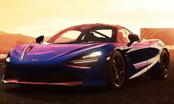 Forza Motorsport : le partenariat avec Top Gear et les nouveaux bolides en vidéo