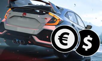 """Forza Motorsport 7 : les lootboxes sont """"une source de controverse"""""""