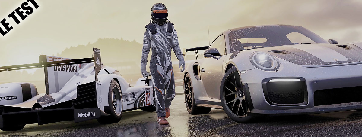 Sur One Automobile Forza X Xbox 7L'ultime Simu Motorsport Test 3JlcT1uFK