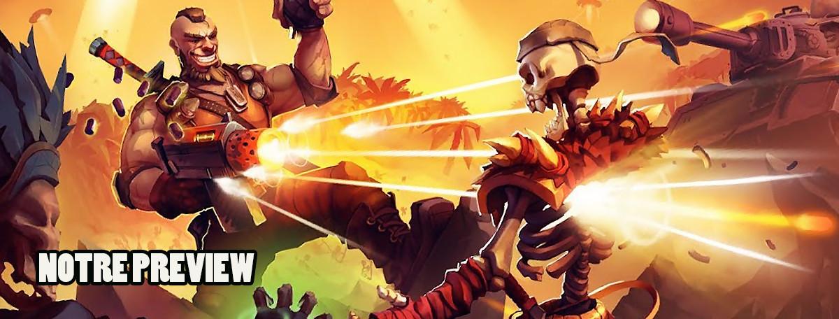 Fury Unleashed : quand Metal Slug rencontre Comix Zone, notre avis